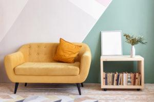 nice-living-room-with-couch-carpet-green-plant-bookcase_115128-13